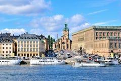Stockholm-Kathedrale Stockbilder
