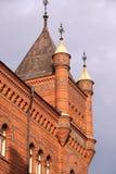 Stockholm landmark. Royal Stables (Swedish: Kungliga Hovstallet) in Stockholm, Sweden stock photography