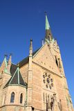 Stockholm landmark Royalty Free Stock Photos