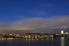 Stockholm - Lilla Essingen Royalty Free Stock Images