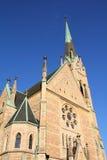 Stockholm-Markstein Lizenzfreie Stockfotos