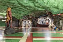 Stockholm-Metro Lizenzfreies Stockfoto