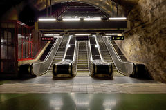 Stockholm Metro Art Collection after recent renovation.  Image ID:360014891 Royalty Free Stock Image