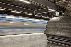 Stockholm Metro (Subway) Stock Photo