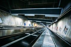 Stockholm Metro Train Station, Sweden Stock Photos