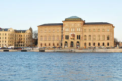 Stockholm National Museum Royalty Free Stock Image