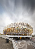 STOCKHOLM - OCT, 29: Tele2 Arena, is a multi-purpose indoor stad Royalty Free Stock Photos