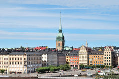 Stockholm. Old Town Stock Photo