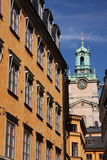 Stockholm old town Royalty Free Stock Photos