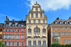 Stockholm Old Town Royalty Free Stock Image