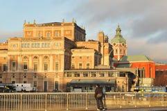 Stockholm Opera Stock Image