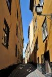 Stockholm. Oude Stad royalty-vrije stock afbeeldingen