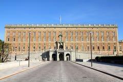 Stockholm Palace Royalty Free Stock Photos