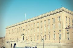 Stockholm Palace Stock Photos
