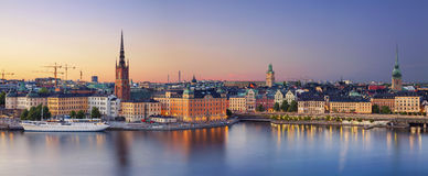 Stockholm. Royalty Free Stock Images