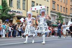 Stockholm Pride Stock Photo
