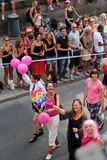 Stockholm Pride Royalty Free Stock Images