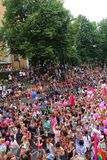 Stockholm Pride Stock Photography