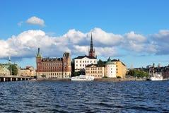 Stockholm,  Riddarholmen Royalty Free Stock Photography
