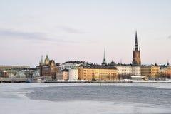 Stockholm, Riddarholmen Stock Image