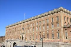 Stockholm Royal Palace Stock Image