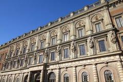 Stockholm Royal Palace Stock Photos