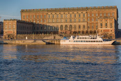 Stockholm, Royal Palace. Royalty Free Stock Image