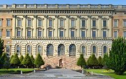 Stockholm Royal Palace Stock Photography