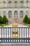 Stockholm Royal Palace in old town Stock Image