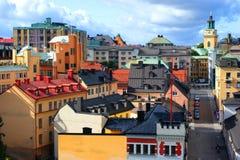 Stockholm - Schweden lizenzfreie stockfotos