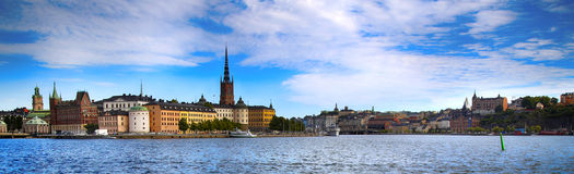 Stockholm, Schweden Lizenzfreie Stockfotografie