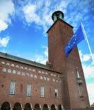 Stockholm, Schweden Stockbild