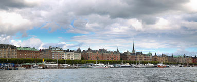Stockholm, Schweden Lizenzfreie Stockfotos