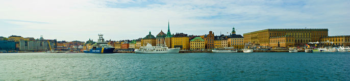 Stockholm, Schweden Stockfotografie