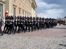 Stockholm security Stock Photos