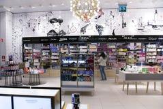 Stockholm shopping Royaltyfria Bilder