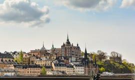 Stockholm sikt arkivfoton