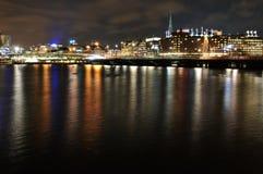 Stockholm skyline Stock Image