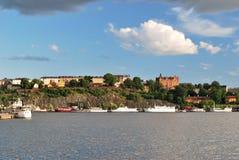 Stockholm, Sodermalm Royalty Free Stock Photo