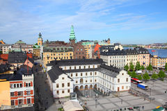 Stockholm - Sodermalm Stock Photography