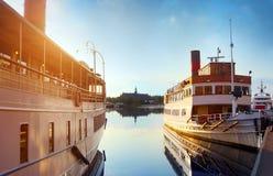 Stockholm stad arkivbilder