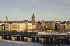 stockholm stary miasteczko Zdjęcia Stock