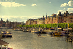 stockholm strandv