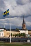Stockholm Suède Photos stock