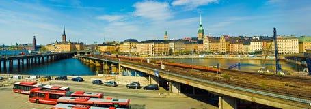 Stockholm, Suède Photo libre de droits