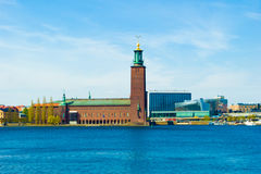 Stockholm, Suède Photos stock