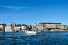 Stockholm, Suède Photo stock