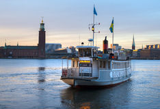 Stockholm, Suède, l'Europe Image stock