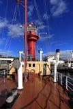 Stockholm, Suède - Museifartygen - musée marin montrant Swe Images stock