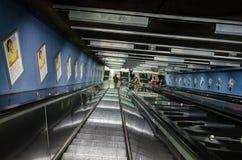 Stockholm subway Royalty Free Stock Images
